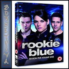 ROOKIE BLUE SEASON 5 - VOLUME 1 ***BRAND NEW DVD***