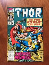 The MIGHTY THOR (VOL 1) Issues:461-463,465,474,475,487-489   (9 comics)