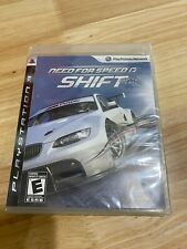 Need for Speed: Shift (Sony PlayStation 3, 2009) New Sealed