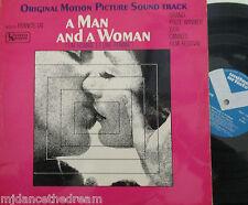 A MAN & A WOMAN - Original Soundtrack - VINYL LP