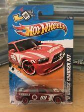 Hot Wheels Super Treasure Hunt, '11 Dodge Charger R/T, 2012 Hidden Secret T-Hunt