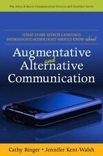 What Every Speech-Language Pathologist/Audiologist Should Know about Alternative