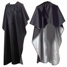 Waterproof Salon Hair Cutting Cape Barber Cloth Hairdressing UK STOCK FREE P&P