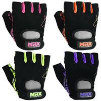 MRX Women Weight Lifting Gloves Gym Training Ladies Fitness Glove Exercise