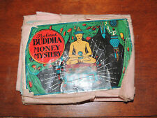 The Great Buddha Money Mystery Vintage 1930s 1940s Magic Trick