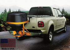 SPREADER Salt - Pickup Tailgate Mount - 12 Volt - 600 Lb Capacity - 3 to 30 Ft