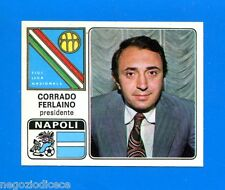 CALCIATORI PANINI 1972-73-Figurina-Sticker n. 224 - FERLAINO - NAPOLI -Rec