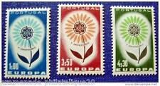 PORTUGAL sello - stamp europa yt n°944 à 946 N