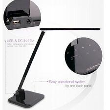 Diasonic LED Lampada da tavolo DL90 NERO, modalità Llight e regolazione di luminosità [ PC ]