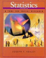 Statistics: A Tool for Social Research-ExLibrary