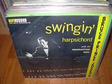 BRUCE PRINCE JOSEPH swingin harpsichord ( jazz )