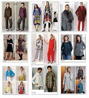 Vogue Sewing Patterns Designer Marcy Tilton Misses' Coats Tops Skirts Jackets