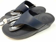 FITFLOP WOMENS SANDALS LULU MIDNIGHT NAVY SIZE 5