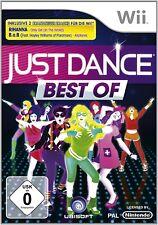 Nintendo Wii Spiel Just Dance Best Of