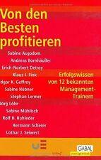 Von den Besten profitieren von Asgodom, Sabine, Bornhäuß... | Buch | Zustand gut
