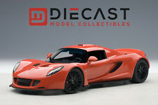 AUTOART 75403 HENNESSEY VENOM GT SPYDER, RED 1:18TH SCALE