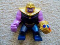 LEGO Marvel Super Heroes Avengers - Original - Thanos w/ Gaunlet w/ 4 Stones