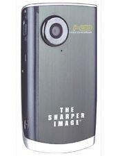 THE SHARPER IMAGE HD-110 VIDEO CAMERA 720P HD Video-5 MP 3x Zoom