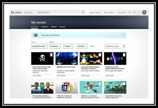 FULL PROGRAMING COURSES ON UDEMY ACCOUNT