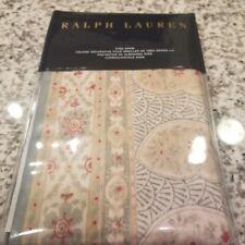 "New Ralph Lauren One King Sham- HALF MOON BAY Pale Blue 20X36"""