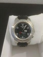 Tissot T-Touch Z 252/352 Mint Condition With Free New Google Home Mini