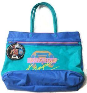 Gitano RARE Vintage Lightweight Gym Beach Bag 90s