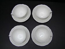 Wedgwood Countryware Cups & Saucers / Set of 4