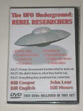 THE UFO UNDERGROUND: Rebel Researchers