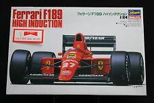 XO012 HASEGAWA 1/24 maquette voiture 23006 Ferrari F189 High Induction A Prost
