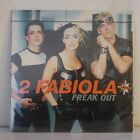 "2 Fabiola ‎– Freak Out (Vinyl, 12"", Maxi 33 Tours)"