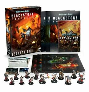 Warhammer Quest Blackstone Fortress Escalation (Deutsch) Chaos Obsidius Mallex