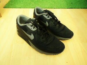 NIKE AIR MAX 90 ULTRA  RUNNING TRAINERS UK SIZE 10 - IN AN OK CONDITION