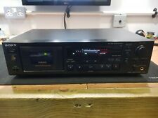 Sony stereo cassette deck TC- K570 Superb Condition