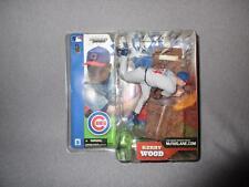 2002 Kerry Wood Chicago Cubs Gray Uniform McFarlane's Sportspicks Series 2*