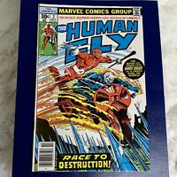 THE HUMAN FLY And GHOST RIDER #2 OCT 1977 Marvel Comics Race To Destruction