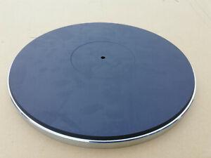 original! schwere Plattentellerauflage für Thorens TD 280 / turntable