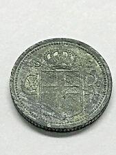1942 Iceland 25 Aurar #5443
