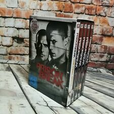 Prison Break Die komplette Serie inkl. The Final Break + Season 2 Bonus DVD Box