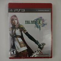 Final Fantasy XIII (Sony PlayStation 3, 2010) Sealed Brand New