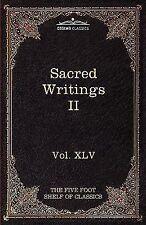 The Five Foot Shelf of Classics Ser.: Sacred Writings II : Christian,...