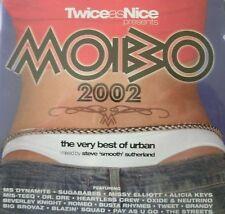 Various Artists - Mobo Awards 2002  (CD) .. FREE UK P+P .......................
