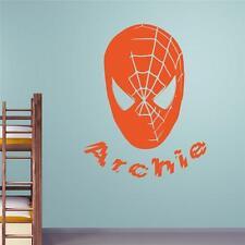 Children's Spider-Man Bedroom Nursery Home Decor