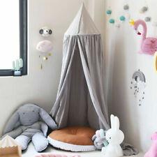 Betthimmel Baldachin Zelt Baby Bett Kinder Kinderbett Moskitonetz Kinderzimmer