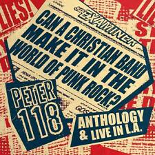 Anthology & Live in L.A. - Peter118 (Brand New CD)