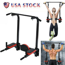 Pull Up Bar Wall Mounted Chin Up Bar Fitness Home Gym Power Full Body Training A