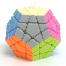 12 Sides Layers Coloful Speed Smooth Megaminx Twist Magic Cube Game Puzzle Toy