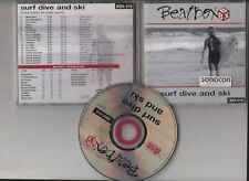CD Beatbox  - Sonoton  -    surf dive and ski    - BBX 018