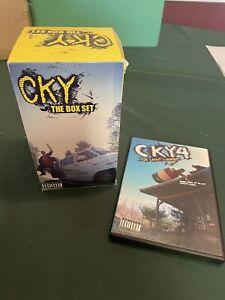 CKY box set With Cky 4 Dvd