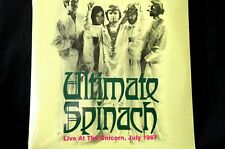 """Ultimate Spinach Live At The Unicorn July 1967 180g 12"""" vinyl LP New + Sealed"""