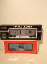 LOT OF K-LINE,,,,,,# K761-1753,,,,,NYC 25TH ANNIV BOXCAR 6-17129 GLOW IN DARK 11
